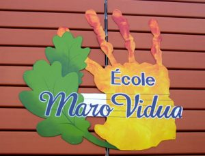 Logo de l'école Maro Vidua à Mervent