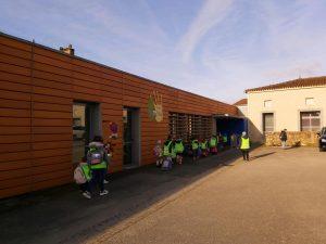 Ecole de Mervent Maro Vidua