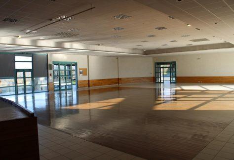 Salle polyvalente Jean-Louis Ripaud à Mervent en Vendée