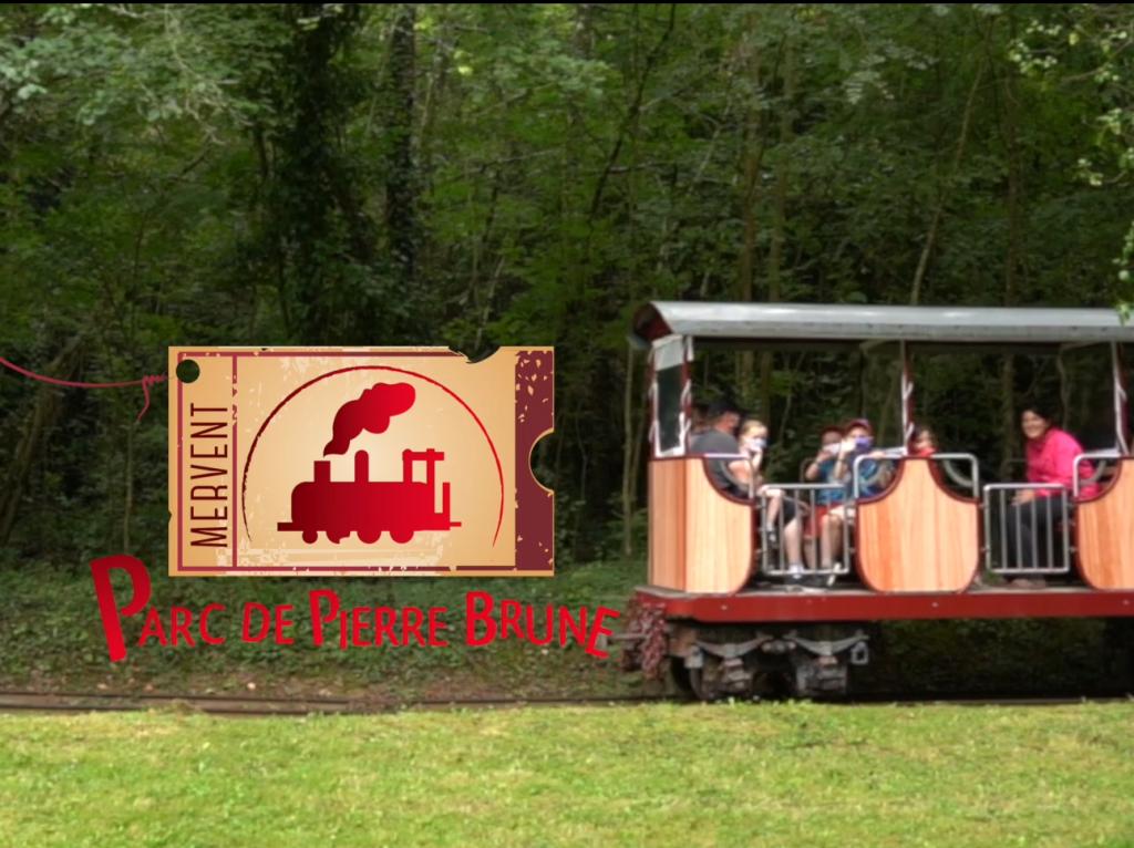 Petit train de Pierre Brune