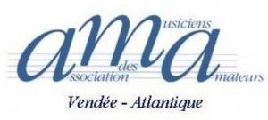 Logo de l'Association des Musiciens Amateurs à Mervent Vendée-Atlantique