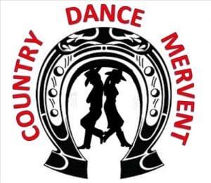 Logo de l'association de country dance de Mervent en Vendée