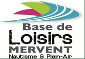 Logo base de loisirs de Mervent