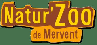 Logo du zoo de Mervent