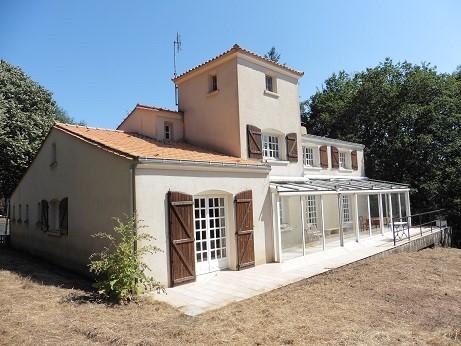 Gîte de la Villa du Tan à Mervent