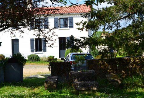 Gite La croisée des chemins à Mervent en Sud Vendée