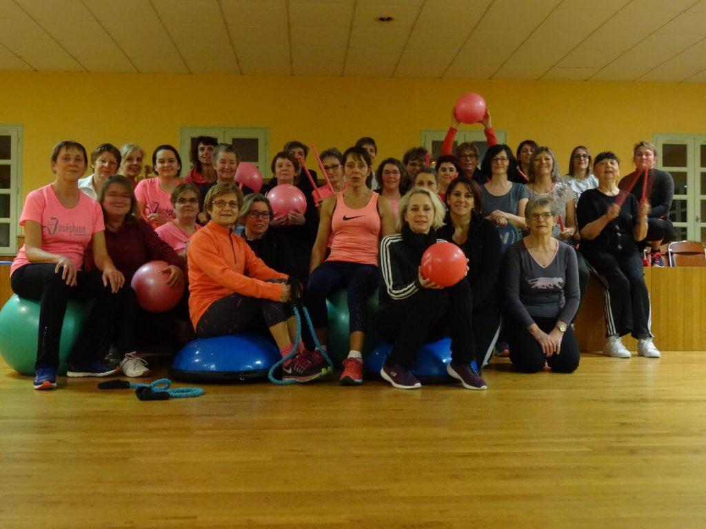 Association de gymnastique volontaire à Mervent La Détente