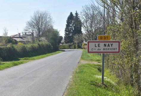 Village Le Nay à Mervent