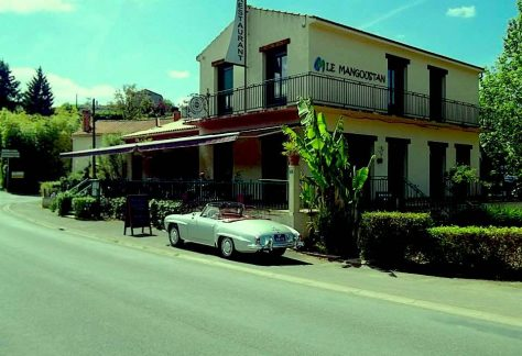 Restaurant Le Mangoustan à Mervent en Vendée